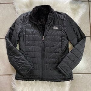 🍁NEW LISTING Women's North Face reversible puffer